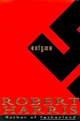 Enigma by Robert Harris (1995, Hardcover)