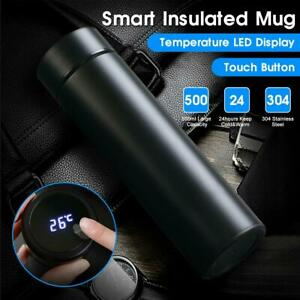 500ml-Smart-Insulated-Mug-Stainless-Steel-Vacuum-Cup-Thermos-Bottle-LED-Display