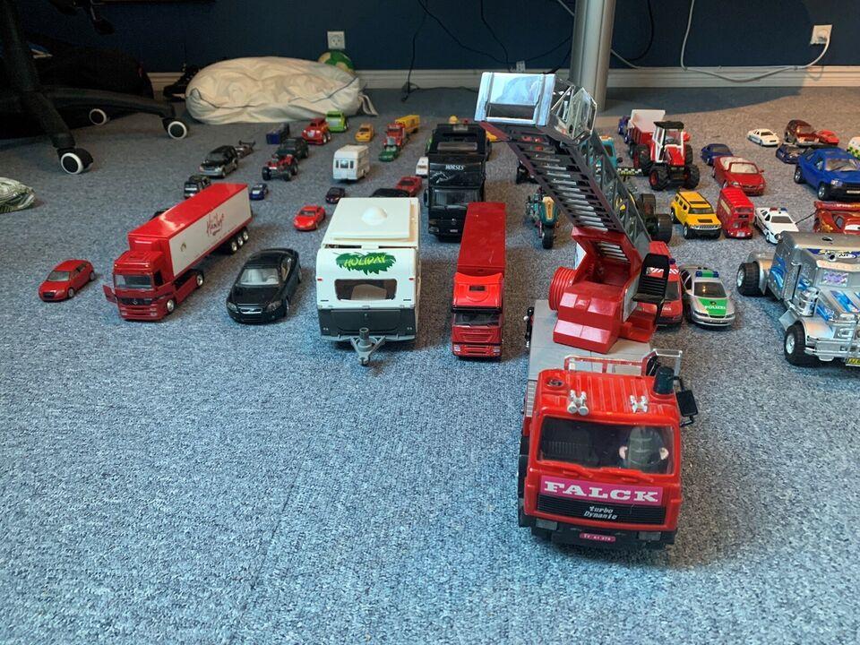 Legetøjs biler , Diverse