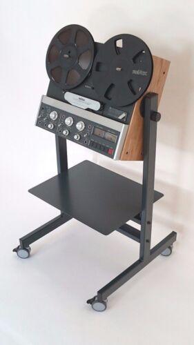NEU Metall Stand Rack für Revox B-77 Tonbandgeräte Bandmaschine Tape Recorder