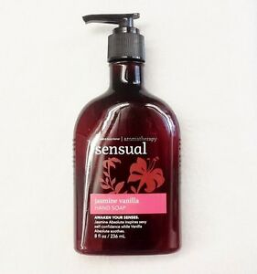 Jasmine vanilla hand soap