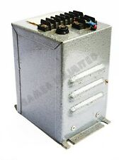 ROWE AMI JUKEBOX WALLBOX TRANSFORMER PL10B 110V INPUT 30/50V OUTPUT TESTED