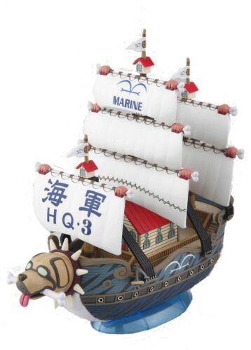 New Bandai ONE PIECE Grand Ship Collection Garp/'s Warship Model Kit Japan