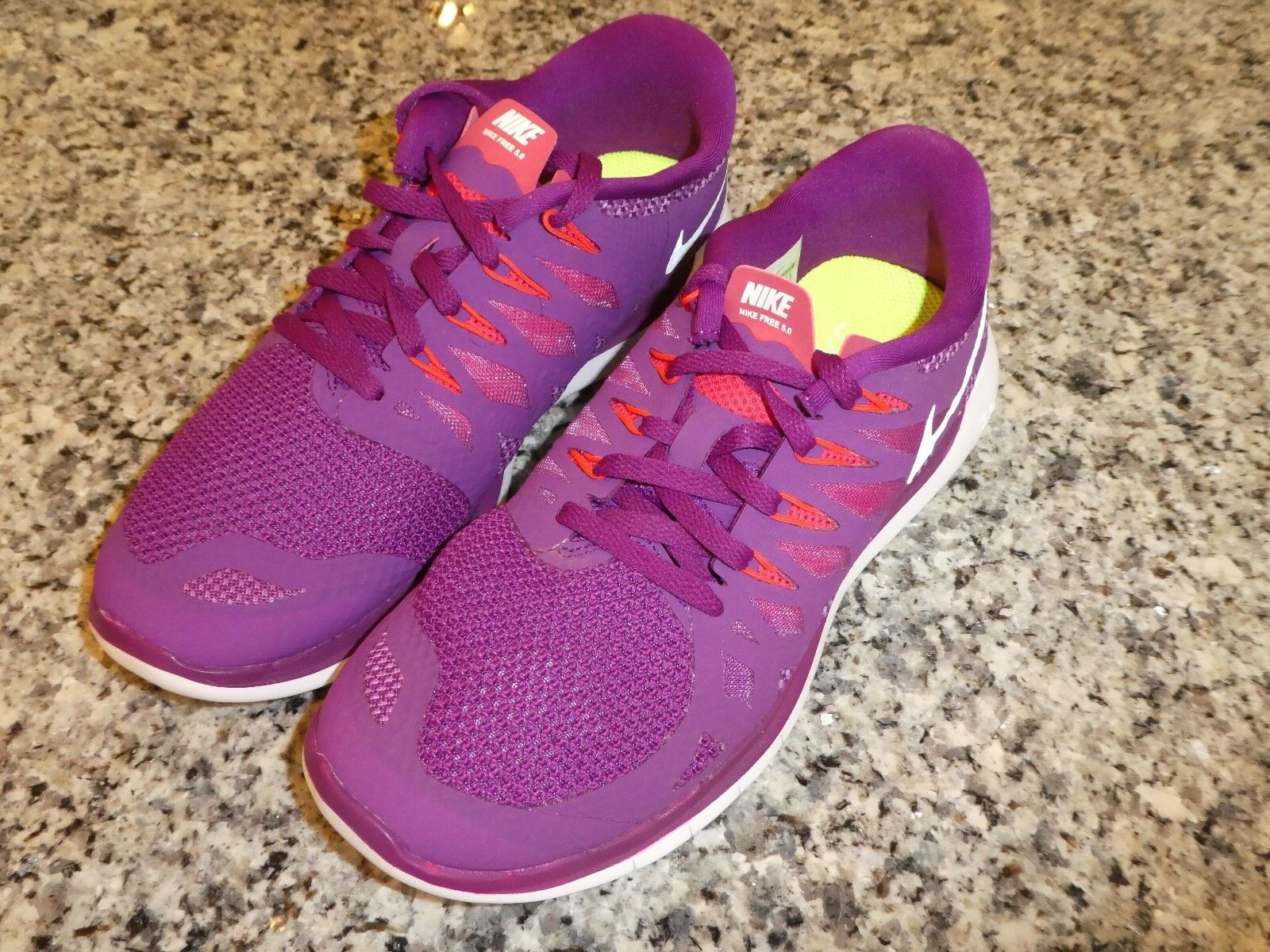 788023c6ce0b Nike womens Free 5.0 size 6 shoes shoes shoes sneakers new 642199 501 4d2fa5