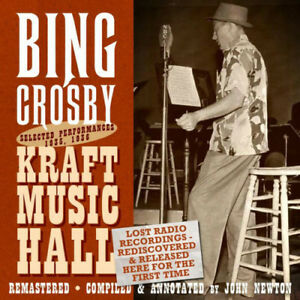 Bing-Crosby-Lost-Radio-Recordings-CD-2015-NEW-FREE-Shipping-Save-s