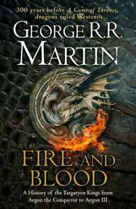 Signed-Book-Fire-and-Blood-by-George-R-R-Martin-First-Edition-1st-Print