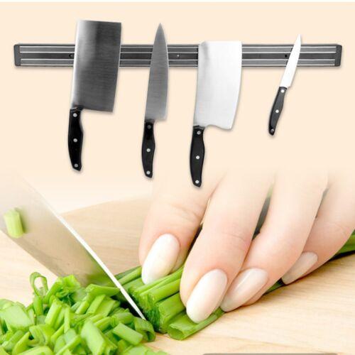 Magnetleiste 50 cm Magnetschiene Messerleiste Werkzeughalter Messerhalter Metall