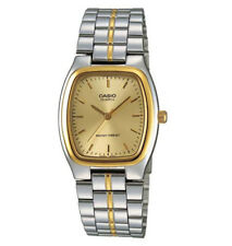 818d9ca77 Casio MTP 1169 G 9 a Mens Two Tone Stainless Steel Square Analog ...
