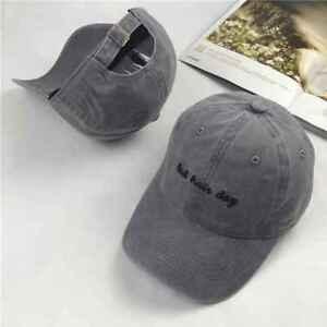 Romania Fashion Adjustable Cotton Baseball Caps Trucker Driver Hat Outdoor Cap Gray