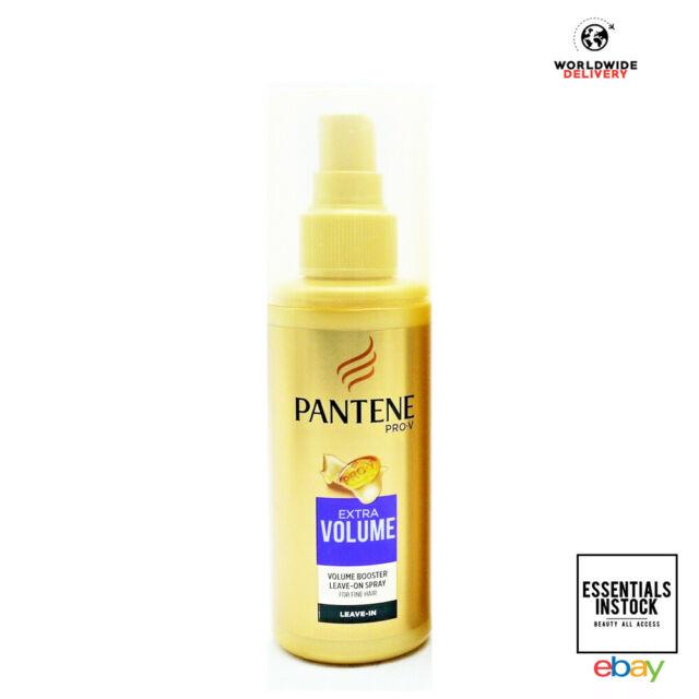 Pantene Spray Gel Volume Booster Fine Hair 150ml Read Description For Sale Ebay