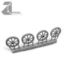 Zinge Industries-RUOTE - 25mm ruota in legno x 4 S-WHE14