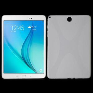 Funda-de-silicona-blanco-para-Samsung-Galaxy-Tab-A-9-7-T550-T555-N