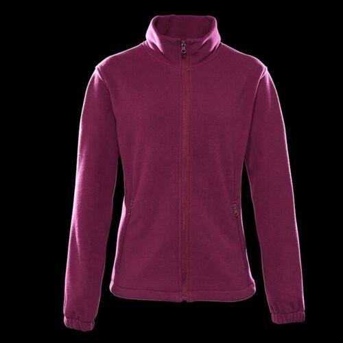 2786 Full Zip Fleece Jackets Womens XS-2XL TS014F Warm Smartphone Friendly