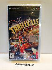 THRILLVILLE (SONY PSP) VIDEOGIOCO NUOVO SIGILLATO