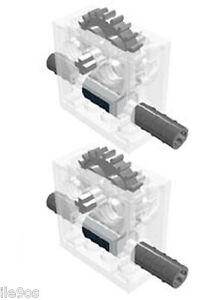 Lego-Gear-REDUCER-Blocks-technic-mindstorms-nxt-gearbox-worm-axle-compact-robot