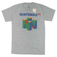 Nintendo 64 Retro Video Game T Shirt_ Size Xl_new With Tags_officially Licensed
