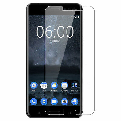 Premium 9H Tempered Glass Screen Protector Film Cover For Nokia 8/7/6/5/3/2/1
