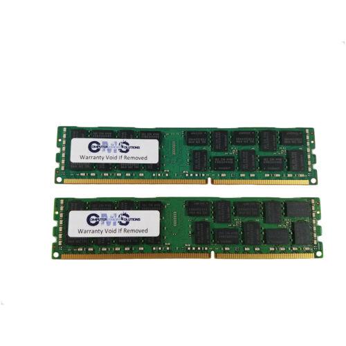 8GB Memory RAM for Dell PowerEdge M710HD DDR3 ECC Register B37 2x4GB