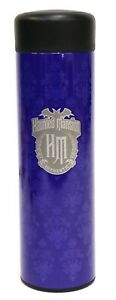 NEW Disney Parks The Haunted Mansion Stainless Steel Wallpaper Water Bottle