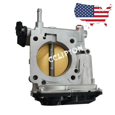 GENUINE 16112-AA010 Throttle Body Assembly For Impreza Legacy outback 2.5L TH80