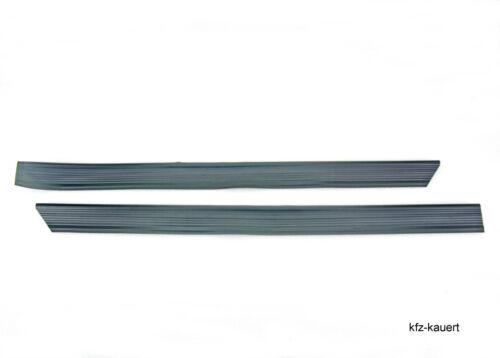 JP Einstieg Schweller SET Gummibelag passend für 911 964 993 Porsche Trittschutz
