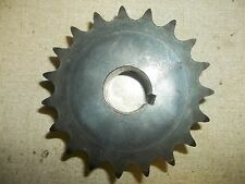 """Roller Chain Sprocket H50B19F 1-1/8"""" Bore *FREE SHIPPING*"""
