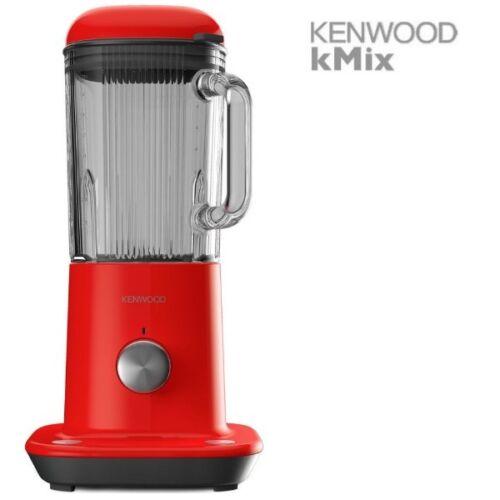 KENWOOD BLX 50 RD kMix Standmixer 1,6LMixaufsatz Mixer Mixgerät BLX50RD MOHN-ROT