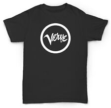 VERVE RECORDS T-Shirt Vintage Jazz Music Label Nina Simone Ella S-6XL Gildan Tee