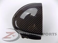 2005-2010 Speed Triple 1050 Engine Sprocket Chain Case Cover 100% Carbon Fiber
