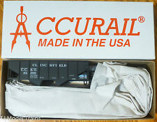 Accurail HO #2581 Clinchfield Rd #45390 (USRA Twin Hopper) Plastic Kit