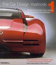 Car Design Yearbook 1: The Definitive Guide to New Concept and Production Cars