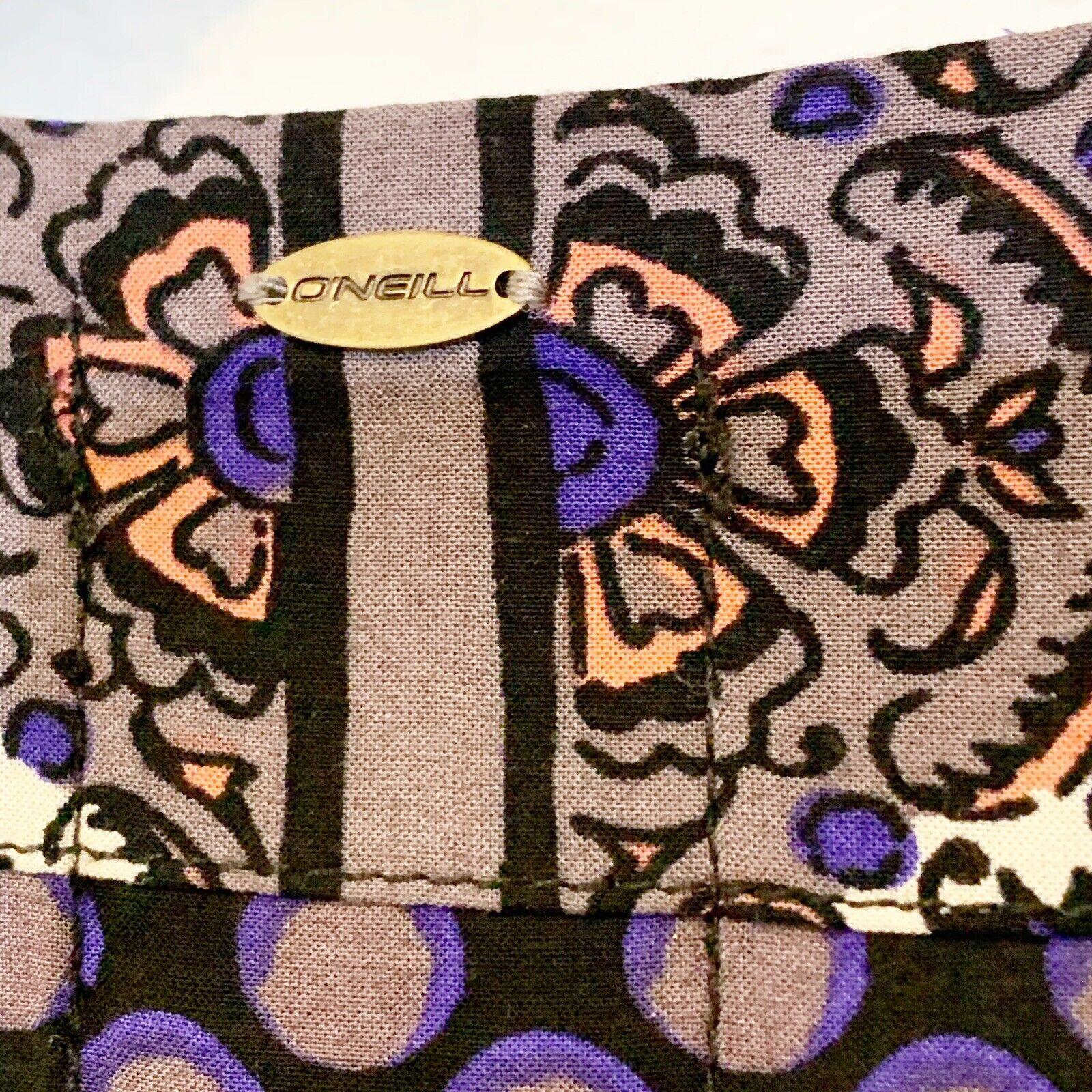 ANNA SUI X O'NEILL Dotti Boho Floral Print Mini S… - image 9