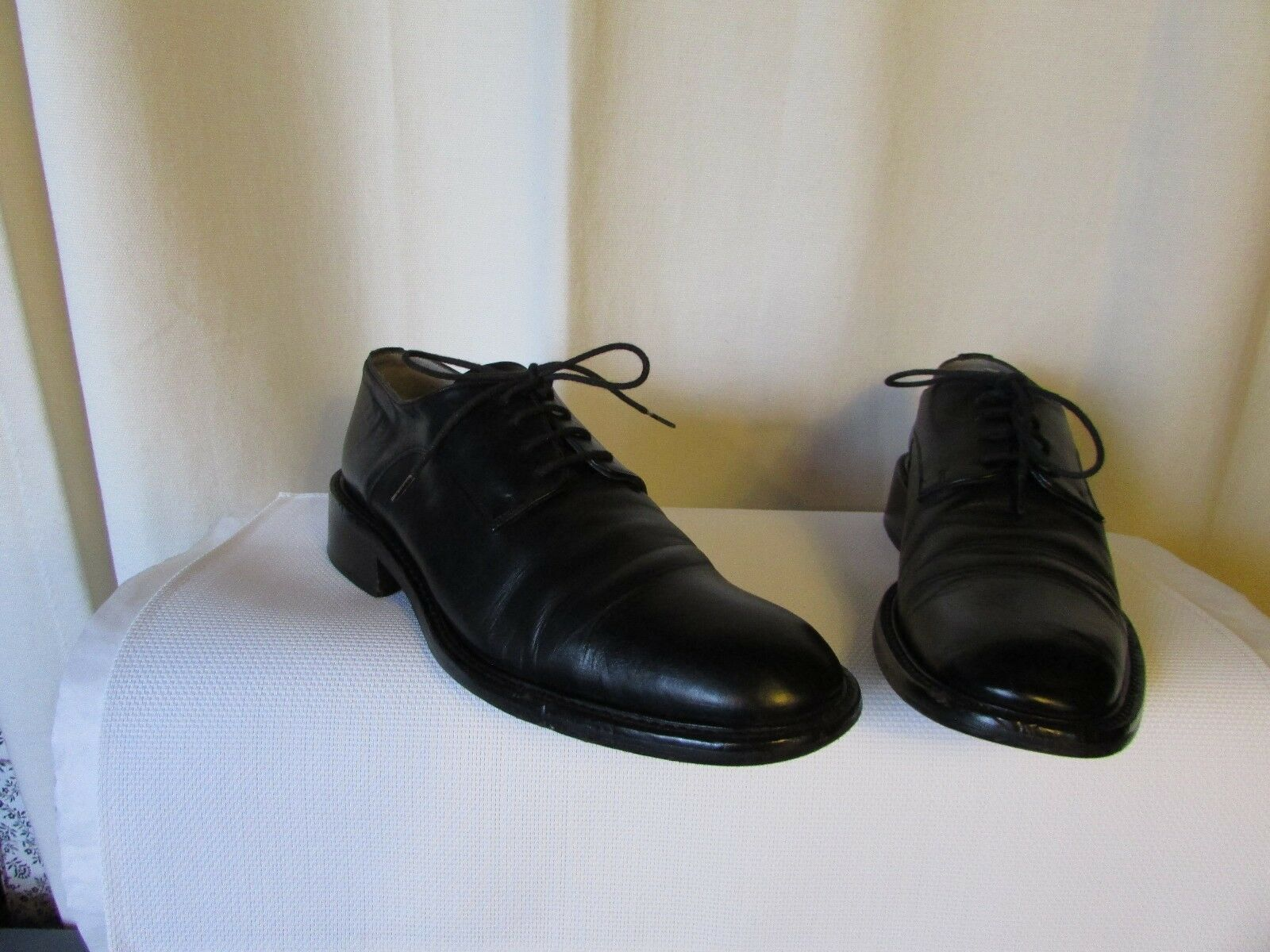 Zapatos oxford free free oxford lance cuero negro talla 39 a68c19
