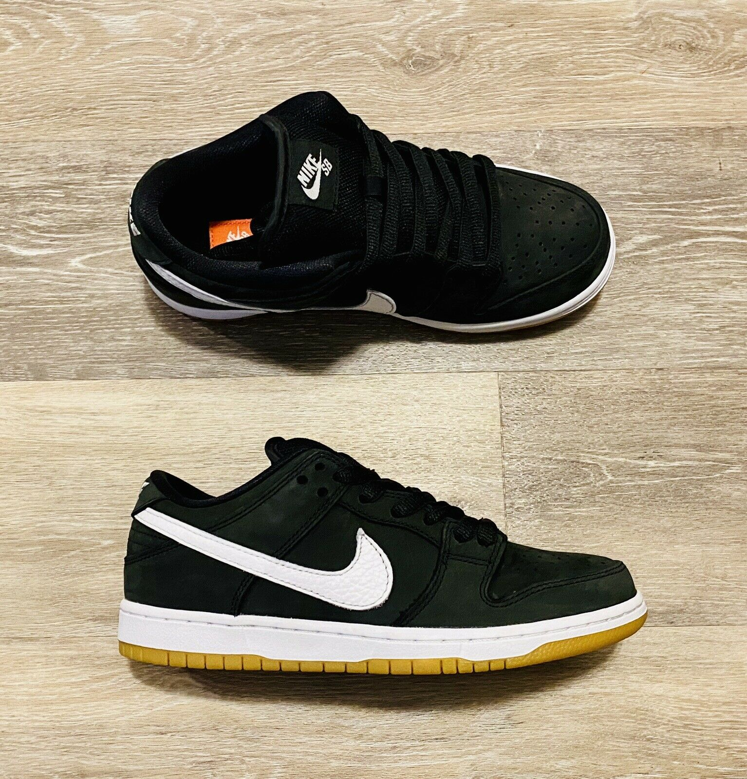 Nike SB Dunk Low Pro ISO Orange Label