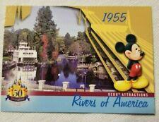 Upper Deck Disneyland 50th Anniversary 2005 Cards DL-108 Dual Marquee