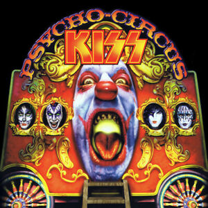 Kiss-Psycho-Circus-Vinyl-New-180-Gram-LP-Standard-Cover-Edition