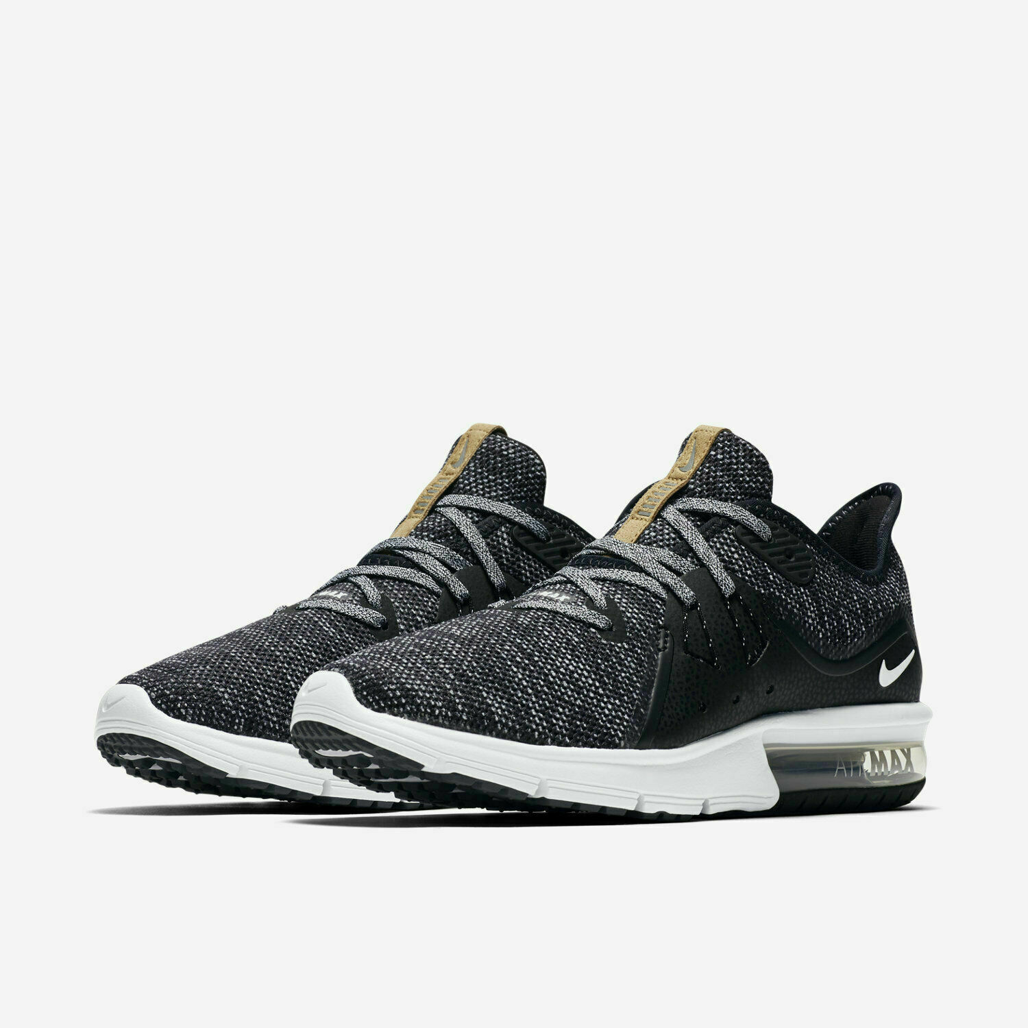 Nike Air Max Sequent 3 Womens Running Shoes