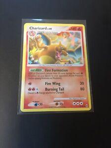 Charizard LV.60 1/99 Platinum Arceus Holo Rare 2009 Pokemon Card - NM