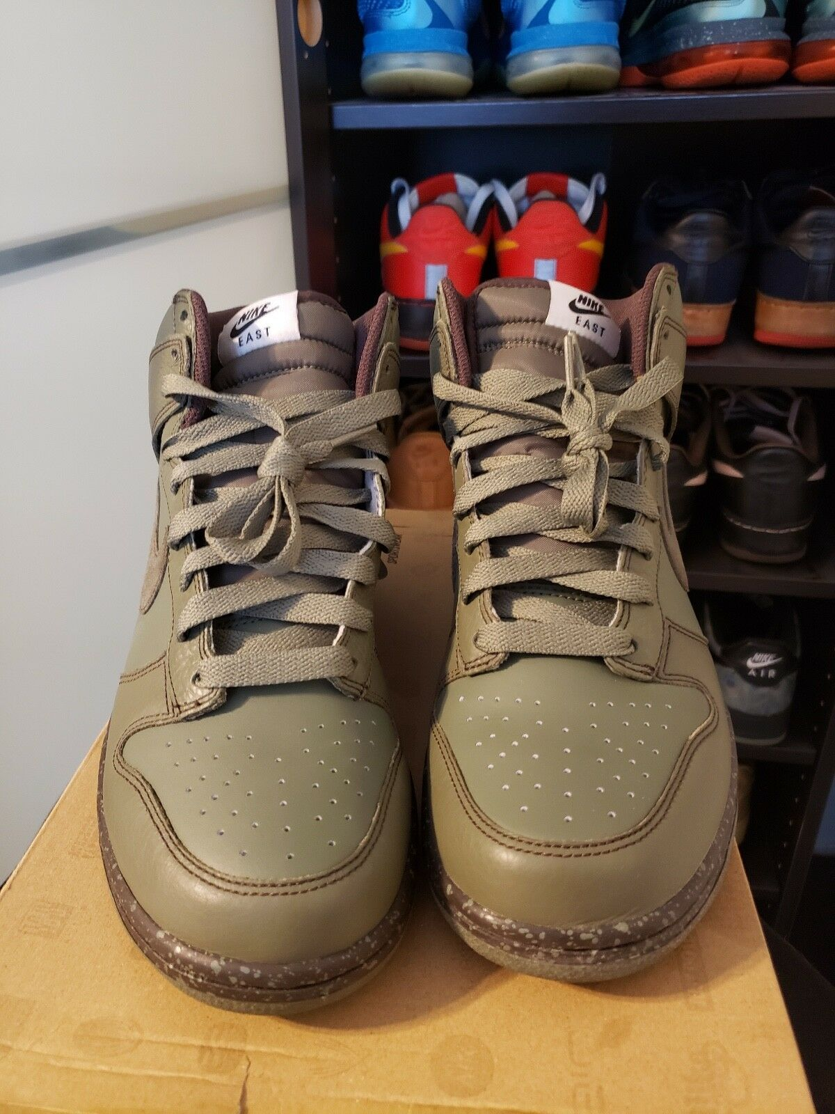 NIKE DUNK HIGH Urban Haze size 9.5