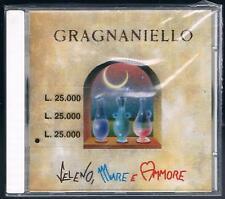 ENZO GRAGNANIELLO VELENO, MARE E AMMORE CD F.C. SIGILLATO!!!