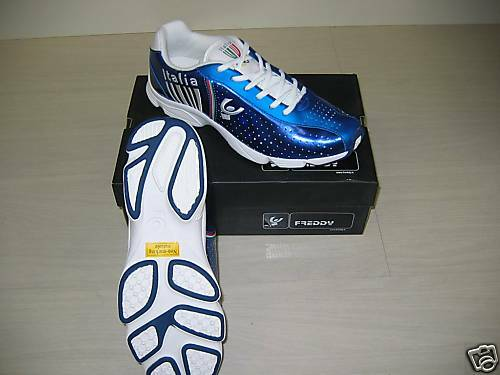 FROTDY SCHUHE ITALIEN OLYMPIADE VANCOUVER '10 FITNESS 36