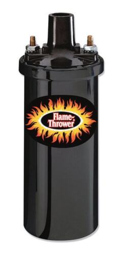 AC90540511 TYPE 25 **SA** Flamethrower I Coil 12v Black 3 ohms Socket Conn