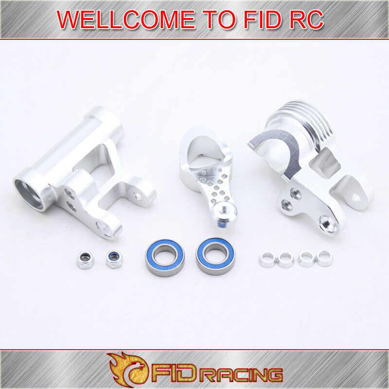 FID racing  enlarged bearing steering system FOR LOSI 5IVE-T LOSI MINI WRC