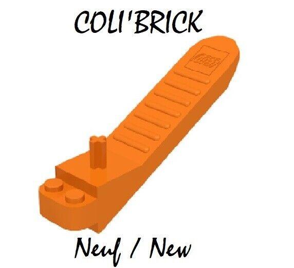 4x lego Warrior épées argent Scimitar Cutlass Pour Minifigures Neuf 4611882