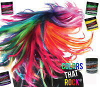 Manic Panic Hair Dye Classic Colors Semi-permanent Color Vegan Free Gloves