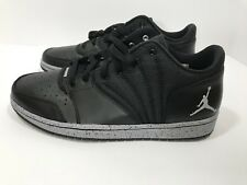 13a15b352052 item 2  New  Nike Air Jordan 1 Flight 4 Low Men s Size 9.5 Black Grey  844559-003 - New  Nike Air Jordan 1 Flight 4 Low Men s Size 9.5 Black Grey  844559-003