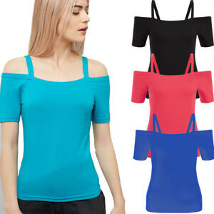 S-6XL-Fashion-Women-Short-Sleeve-Shirt-Blouse-Tops-Loose-Casual-T-Shirt