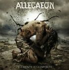 Elements of The Infinite 0039841533002 by Allegaeon CD