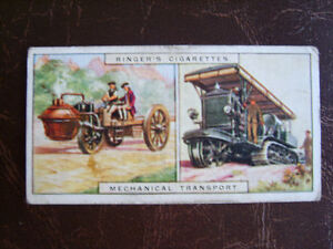 Cigarette-Card-Edwards-Ringer-amp-Bigg-Past-amp-Present-1928-Card-No-17