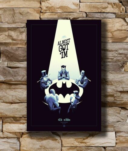 W532 Art Poster New Batman the Animated Series Almost Got Im 20x30 24x36In